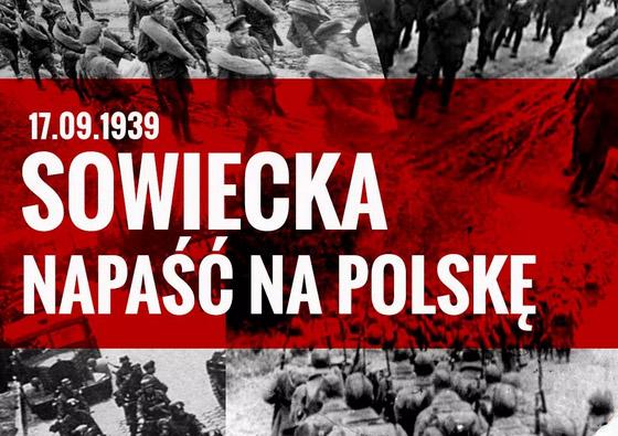 82 rocznica agresji sowieckiej naPolskę